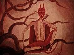 Le masque du diable -Un film de Jean-François LAGUIONIE