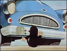 The Mole and the Car - Krtek a auticko (1963 - 15 min) - photogram