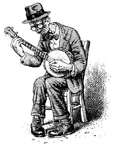 Self-portrait by Robert CRUMB