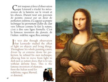 Flipbook : LEONARDO DA VINCI & MONA LISA - page 47