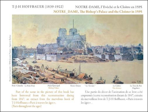 NOTRE-DAME DE PARIS - sources
