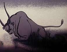 Le lion et le taureau (1983) -un film de Fyodor KHITRUK