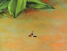 Le voyage de la fourmi (1984)-un film de Eduard NAZAROV