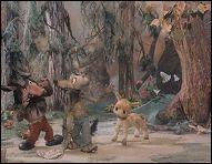 Le loup et le veau - film d'animation Russe