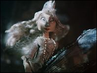 Le grand bal souterrain - film d'animation Russe