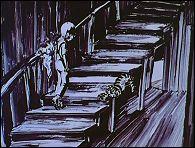 Vieil escalier - film d'animation Russe
