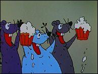 Chat et Cie  - film d'animation Russe