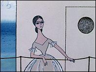 La ballerine en croisière - un film de Lev ATAMANOV