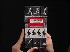 Keeping Track. A Runner's Log - un flipbook d'après MUYBRIDGE