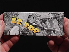 ZZ Top - un flipbook anonyme