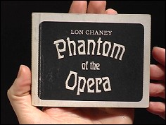 Phantom of the Opera - un flipbook de Lon Chaney