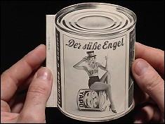 Der SuBe Engel - un flipbook de Yapo (1977 ?)