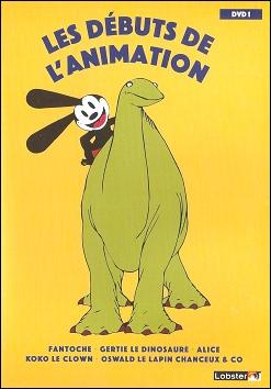 DVD 1 - Les débuts de l'animation