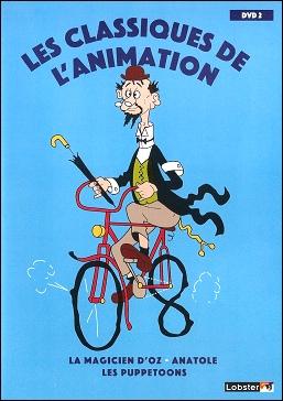 DVD 2 - Les classiques de l'animation