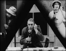 SUSPENSE - a film by Loïs WEBER (USA, 1913) - Image
