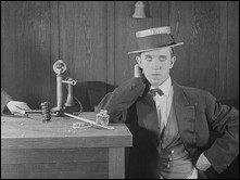 THE PEST - un film de Jess ROBBINS (USA, 1923), avec Stan LAUREL - Image