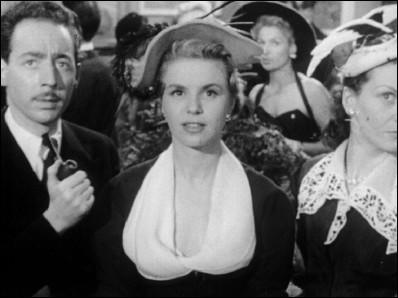TROIS FILMS AVEC DENTBLANCHE alias Geneviève CLUNY