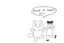 NICE TO MEET YOU - a flip book by Nene TSUBOI - Image 4
