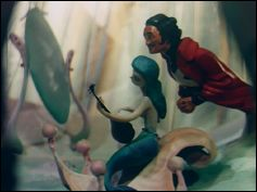 THE FIGUREHEAD  La Figure de Proue (1953 - 9 min)