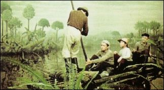 VOYAGE DANS LA PRÉHISTOIRE - un film de Karel ZEMAN (1955 - République Tchèque) - Image 2