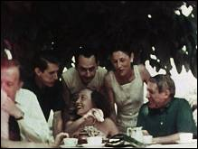 LA GAROUPE - un film de Man RAY - Photographie