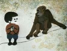 LES ANIMAUX EN MARCHE - Réalisé par Grant MUNRO et Ron TUNIS