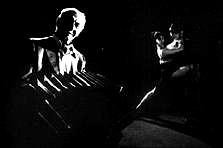 Tango - un flip book de Santiago MELAZZINI (Argentine - 2001)