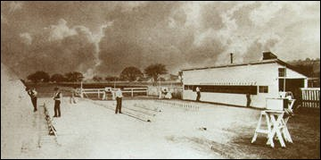 Photographie de la piste d'entraînement à Palo Alto