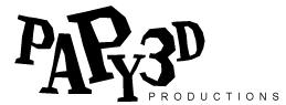 PAPY 3D - Logo