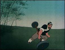 LE GÉNÉRAL FANFARON - un film de Te Wei (Chine - 1956) - image 3