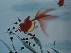 LES TÊTARDS À LA RECHERCHE DE LEUR MAMAN-Réalisé par Te Wei (1960)
