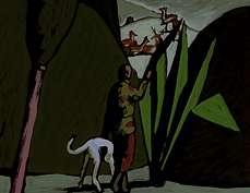 L'Année du Daim -un film de Georges SCHWIZGEBEL en DVD (1995)