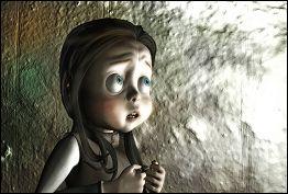 Cécile sans paupières - un film SUPINFOCOM réalisé par Manuel Ferrari, Daniel Garnerone, Johan Gay & Sandrine Lurde - 2003)