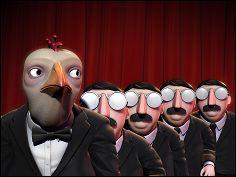 L'homme à tête de poule - un film SUPINFOCOM réalisé par Sylvain Jorget, Axel Morales & Mathias Rodriguez - 2007)