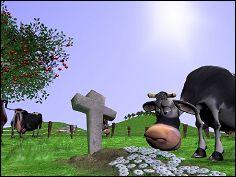 Vache folle - un film SUPINFOCOM réalisé par Samuel Tourneux - 1997)