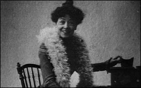 Alice GUY - Photographic portrait