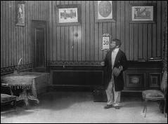 L'HÔTEL DU SILENCE (1908) - image