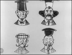 HISTOIRE DE CHAPEAUX (1910) - image