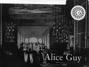 ALICE GUY - DVD 1 : Verso