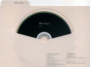 ALICE GUY - DVD 2 : recto