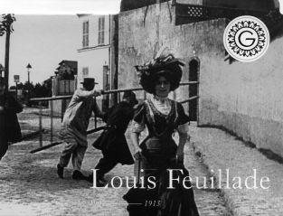 LOUIS FEUILLADE - DVD 1 : Verso