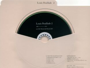LOUIS FEUILLADE - DVD 2 : recto