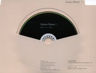 LÉONCE PERRET - DVD 1 : recto
