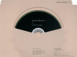 LÉONCE PERRET - DVD 2 : recto