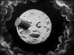 A trip to the moon (1902) - a film by Georges MÉLIÈS - picture