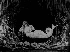 The mermaid (1904) - a film by Georges MÉLIÈS - picture