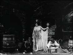 Cinderella or the marvelous slipper (1912) - a film by Georges MÉLIÈS - picture