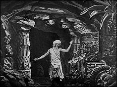 The genii of fire (1908) - a film by Georges MÉLIÈS - picture
