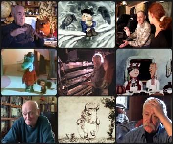 MAGIA RUSSICA-un film de Yonathan et Masha ZUR (2004 - Russie)