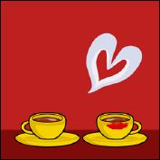 COFFEE IN LOVE - A flip-book and its greetings card (Germany - 2007) - image 4